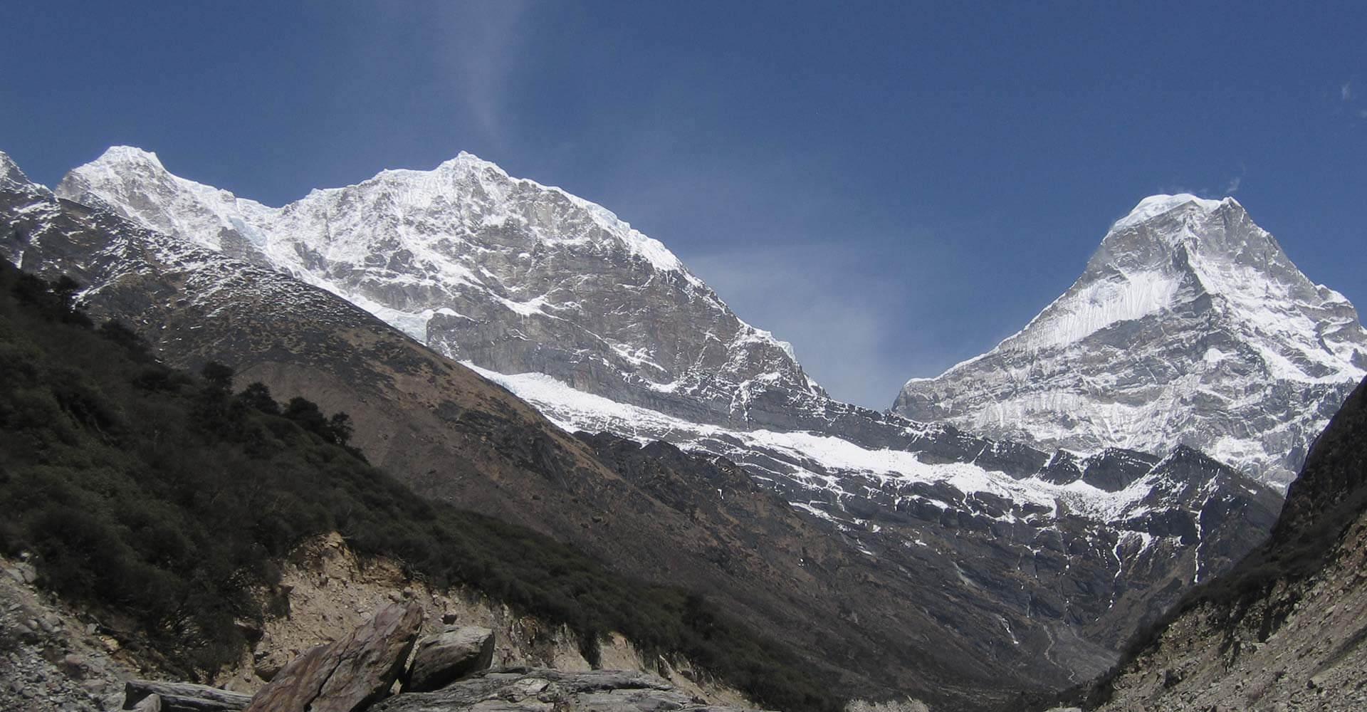Mera and Island Peaks