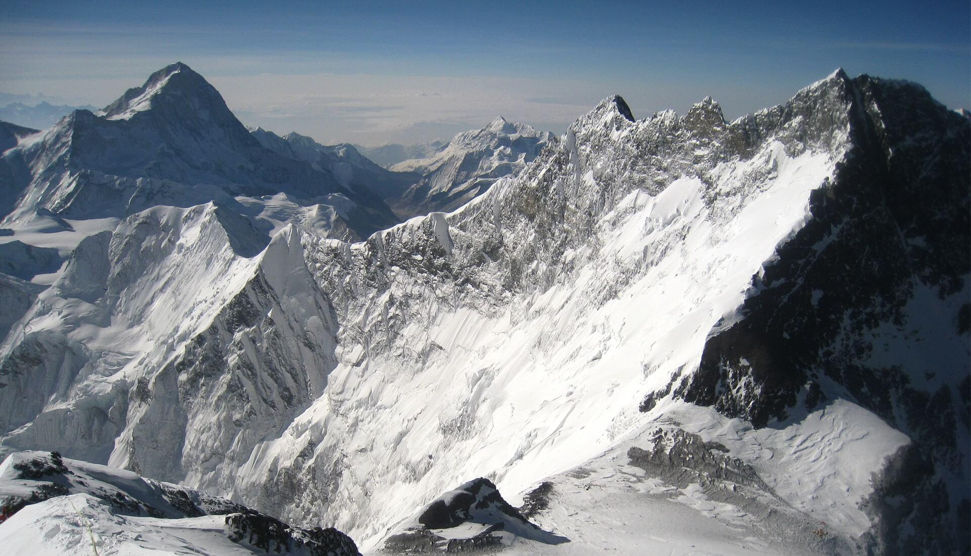 Triple Peaks