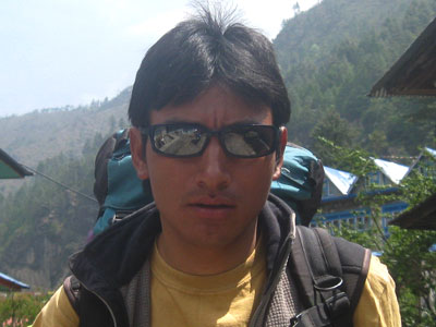 Rabin Shrestha