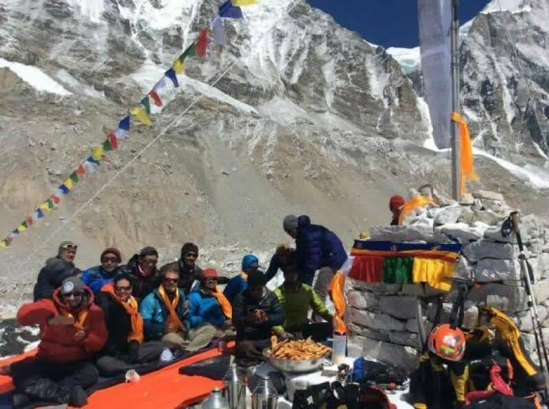 Everest and Annapurna update 17.04.16
